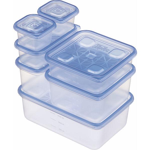 ジップロックコンテナー アソート 7種