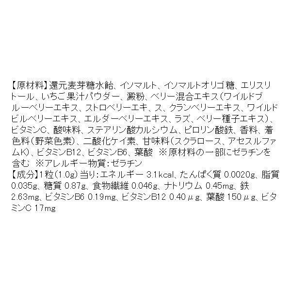 鉄&葉酸 レギュラー&専用ムーミンボトル