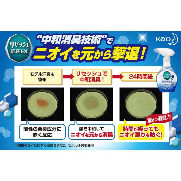 リセッシュ除菌EX グリーンハーブ本体