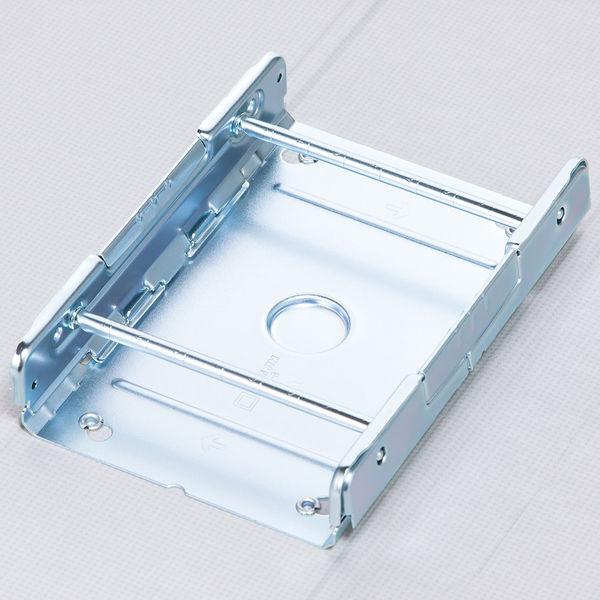 アスクル パイプ式ファイル(両開き) A4タテ とじ厚80mm ユーロスタイル レッド