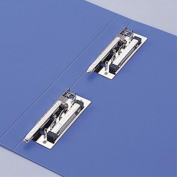 パンチレスファイル A3ヨコ リヒトラブ HEAVY DUTY 藍 F376-9