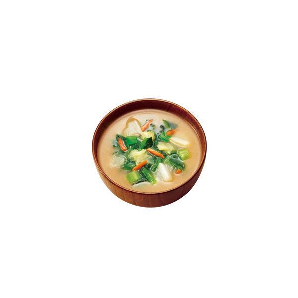 アマノ減塩うちのおみそ汁 野菜5食