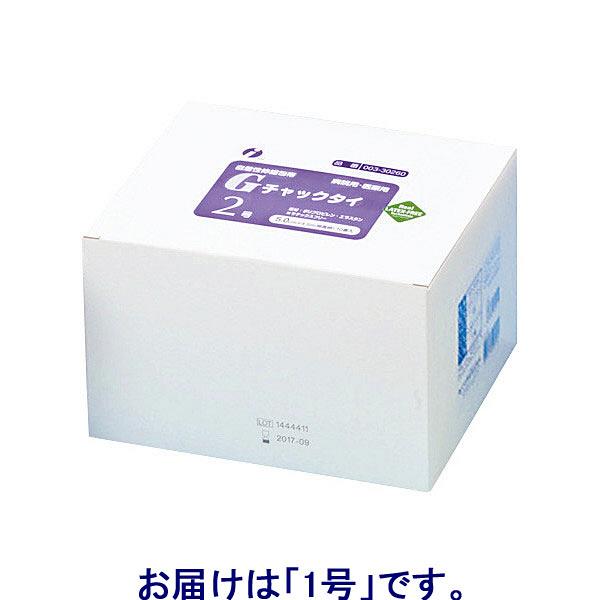 イワツキ Gチャックタイ 病院用 1号 2.5cm×4.5m 10巻入 003-30259