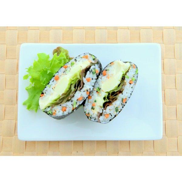 ミツカン おむすび山 鮭青菜 1袋