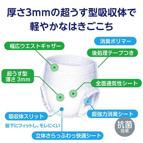 肌ケアアクティうす型M-Lサンプル2枚入