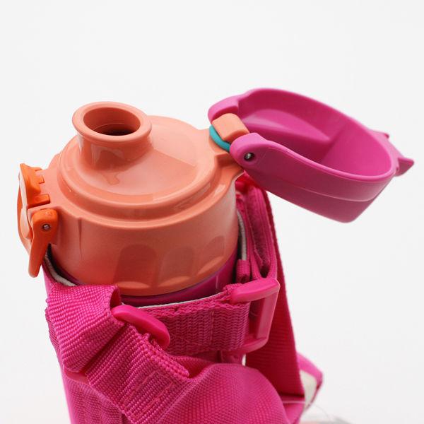 ハイドレーションボトル0.5L ピンク
