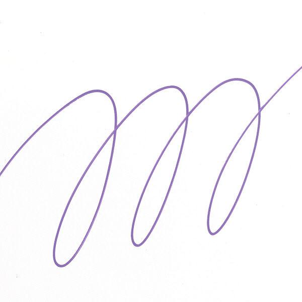 uniポスカ 細字 紫