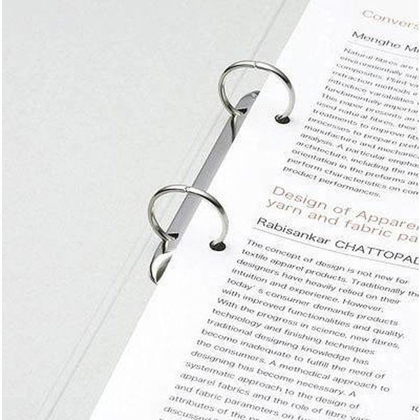 リングファイルBF A4タテ 背幅37mm 10冊 キングジム 603BFヒン ピンク