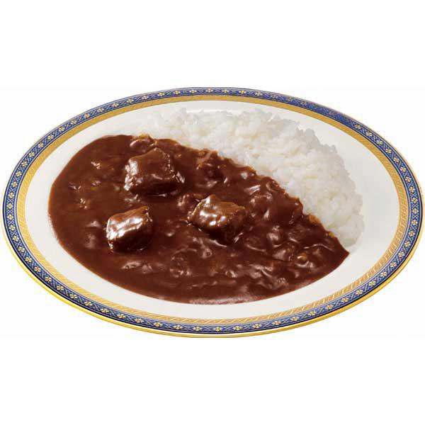 グリコ ビーフカレーLEE辛さ10倍2食