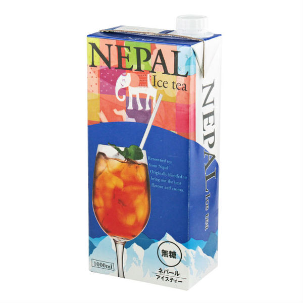 ネパールアイスティー
