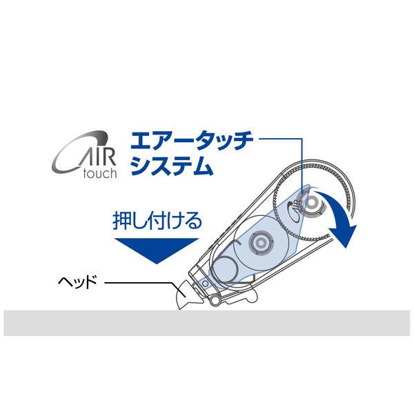 修正テープモノエアー6 青 5個