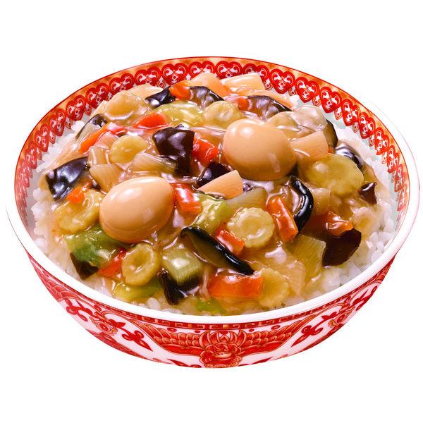 グリコ DONBURI 中華丼 1食