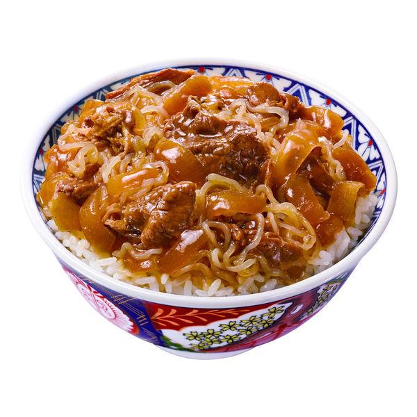 グリコ DONBURI亭 牛丼 1食