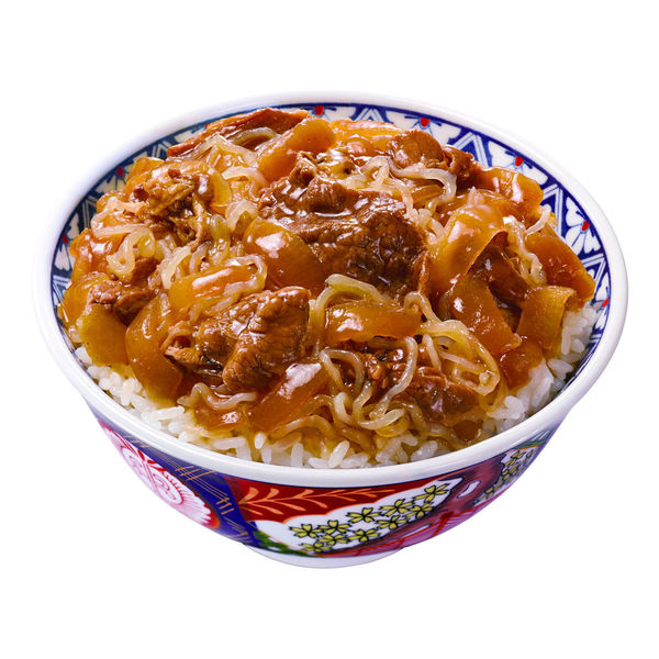 グリコ DONBURI亭 牛丼 3食