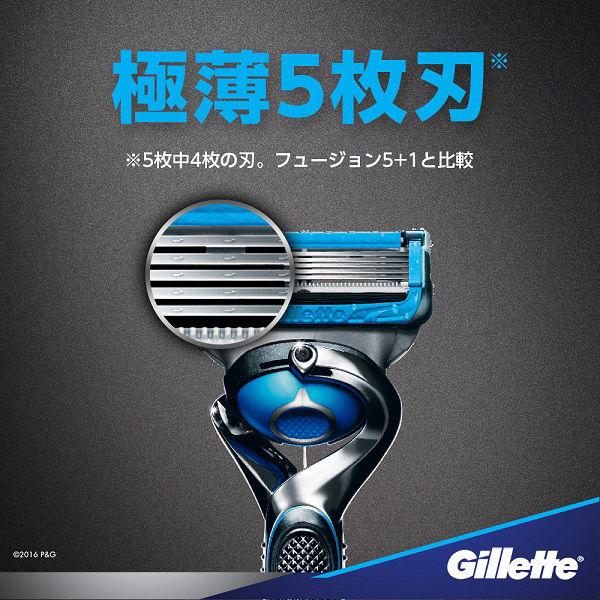 ジレットプロシールドクール専用替刃8個入