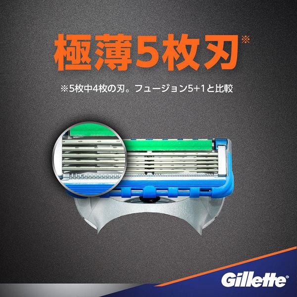 ジレット プログライドパワー替刃8個入