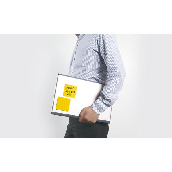 【強粘着】スリーエム ポスト・イット ノート 全面強粘着タイプ 青 FAN-33B 6冊 (直送品)