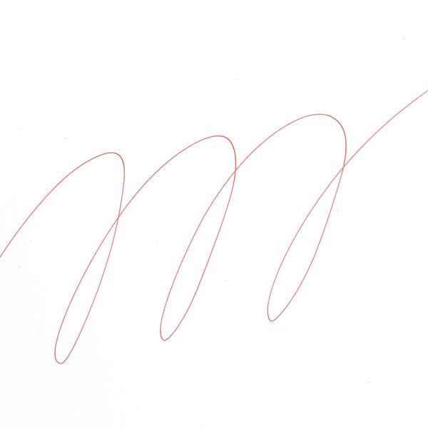 三菱鉛筆(uni) ゲルインクボールペン替芯 シグノ 0.5mm UMR-5 赤 10本