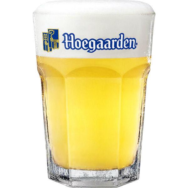 ヒューガルデンホワイト4本 グラスセット