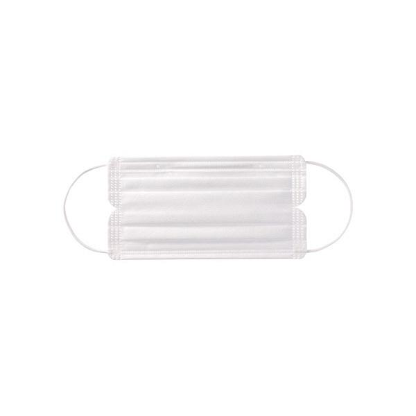 プリーツ型マスク(個包装)小さめ 40枚