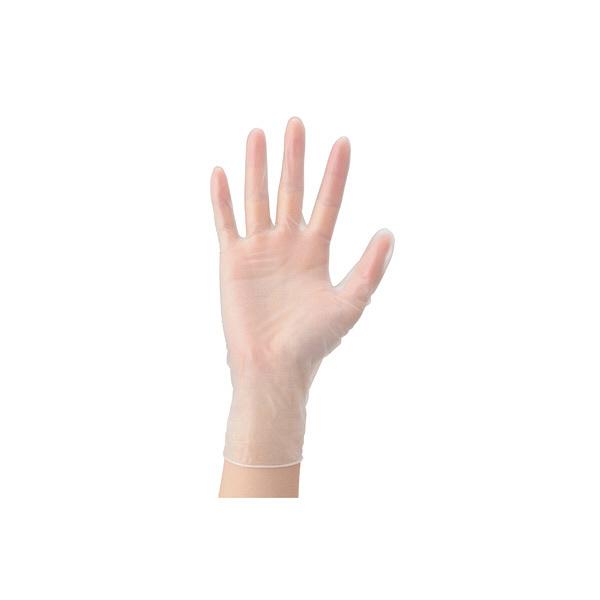 アスクルビニール手袋 M 粉付き 3箱