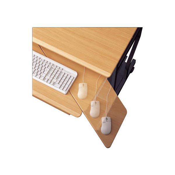 PCデスク(複合機設置タイプ) 幅595