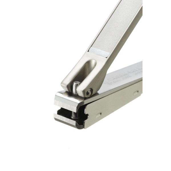 グリーンベル ステンレス製 つめきり S キャッチャー付直線刃 G-1020 1セット(3個入) (取寄品)