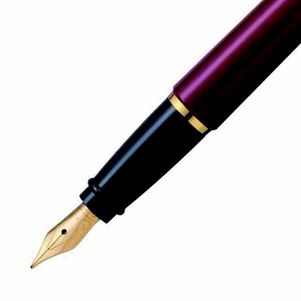 イプシロン 万年筆 ボルドー(取寄品)