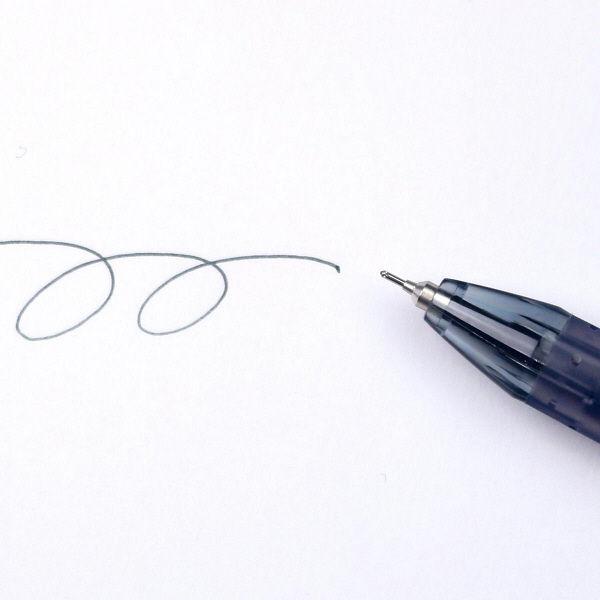 フリクション替芯 単色用0.4 黒 3本