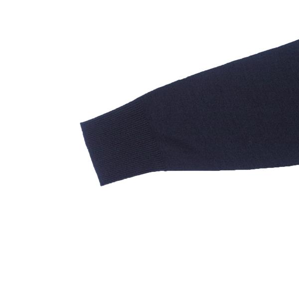 AITOZ(アイトス) 長袖抗ピルカーディガン 女性用 ネイビー M AIT861381