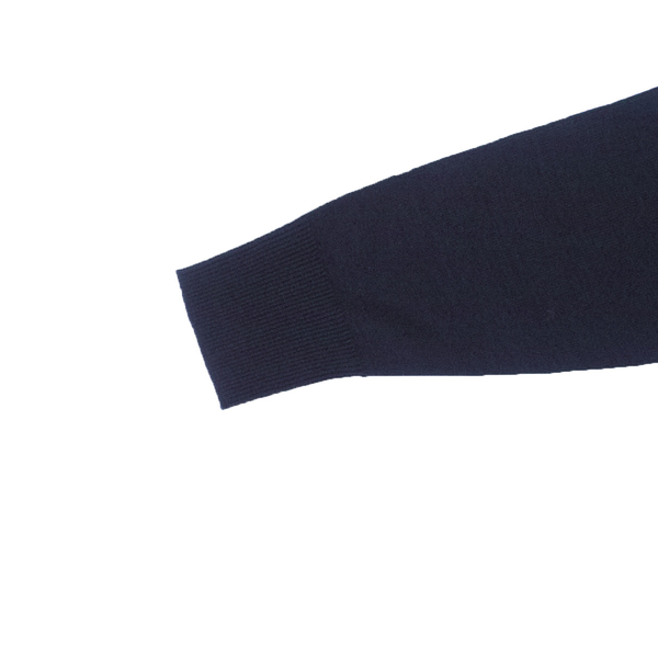 AITOZ(アイトス) 長袖抗ピルカーディガン ネイビー LL AIT861381