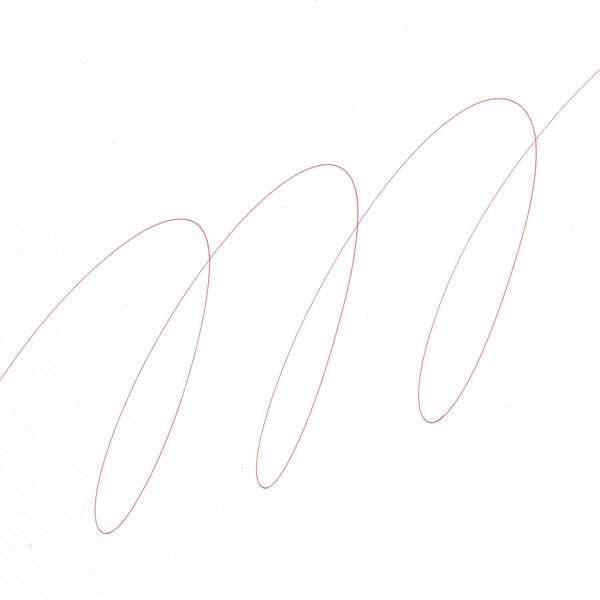 三菱鉛筆(uni) ノック式ユニボールシグノRT替芯 0.5mm UMR-85N 赤 10本