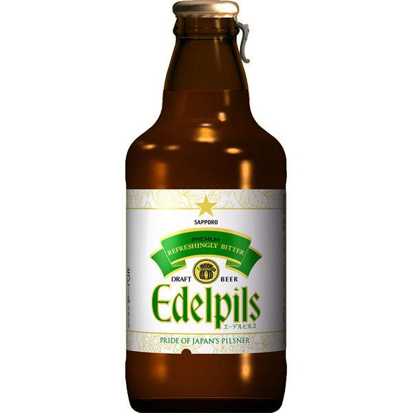 エーデルピルス305ml×5本 グラス付