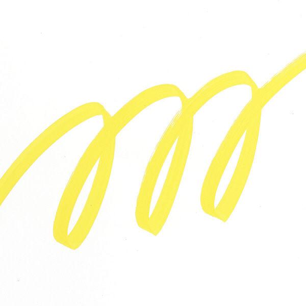uniポスカ 太字 黄