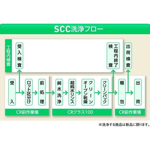 アズワン MEISTERピンセット 49D-SA 細 POM(デルリン) 1本 9-5684-01 (直送品)
