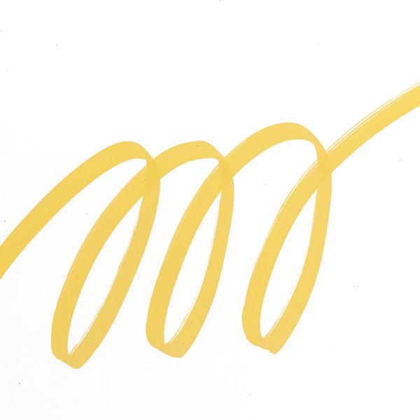 三菱鉛筆(uni) ペイントマーカー 太字角芯 黄 油性マーカー PX-30