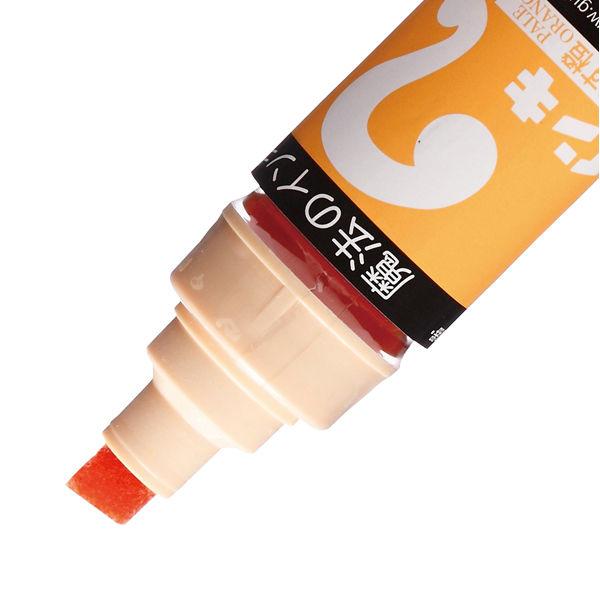 油性ペン マジックインキ 大型 うす橙 寺西化学工業 ML-T17