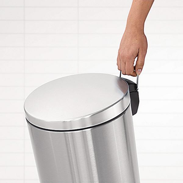 ブラバンシア ゴミ箱 ペダルビン12L