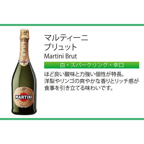 マルティーニ ブリュット 750