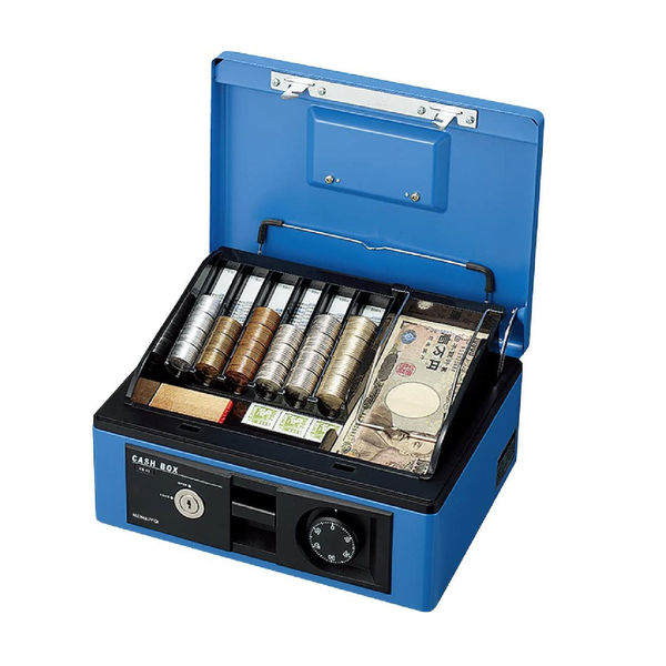 手提げ金庫ダイヤル付型 B5(2号)