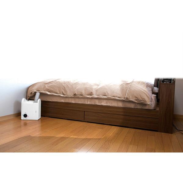 布団乾燥機 白 ZFD-Y500(H)