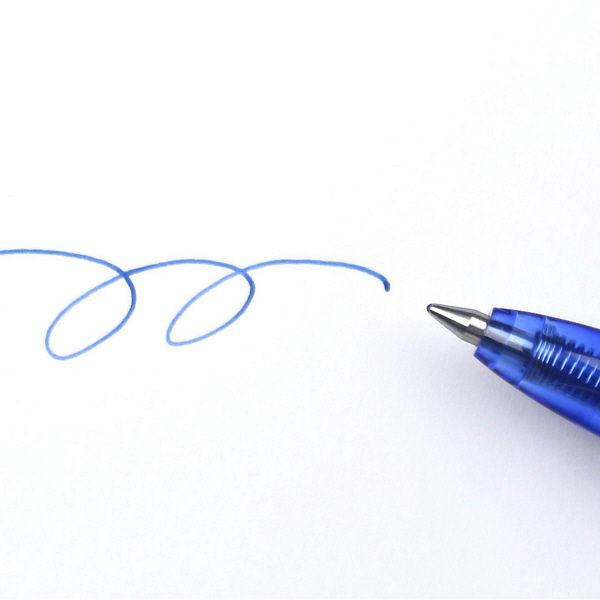 フリクション替芯 単色用0.5 青 3本