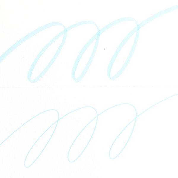 蛍光ペン プロパスウィンドウ 空色