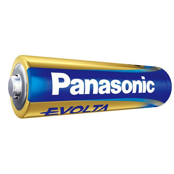 パナソニック アルカリ乾電池 エボルタ 単3形 LR6EJ/12SW 1セット(24本:12本入×2パック)