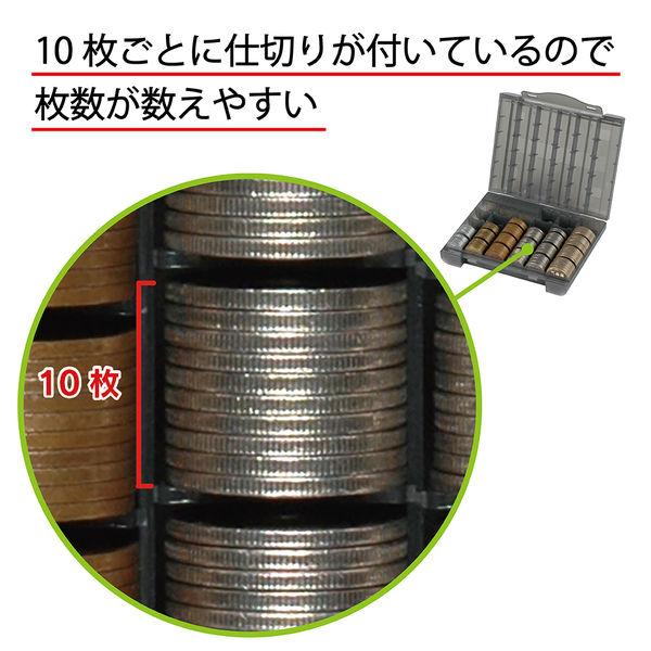 カール事務器 コインケース CX-1000