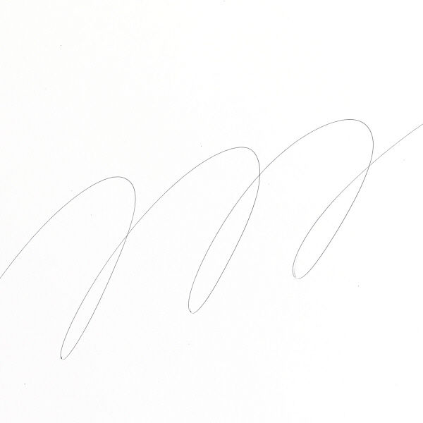 三菱鉛筆(uni) 楽ノック 油性ボールペン替芯 極細0.5mm SA-5CN 黒 10本