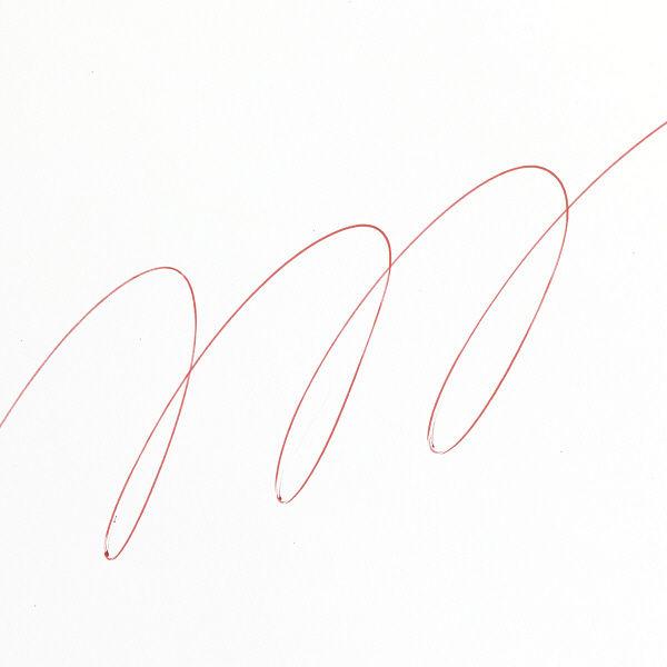 三菱鉛筆(uni) VERY楽ボ 油性ボールペン替芯 極太1.4mm SA-14N 赤 10本