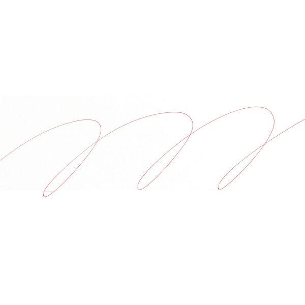 三菱鉛筆(uni) ボールペン替芯 油性インク 0.7mm 赤 S7L.15