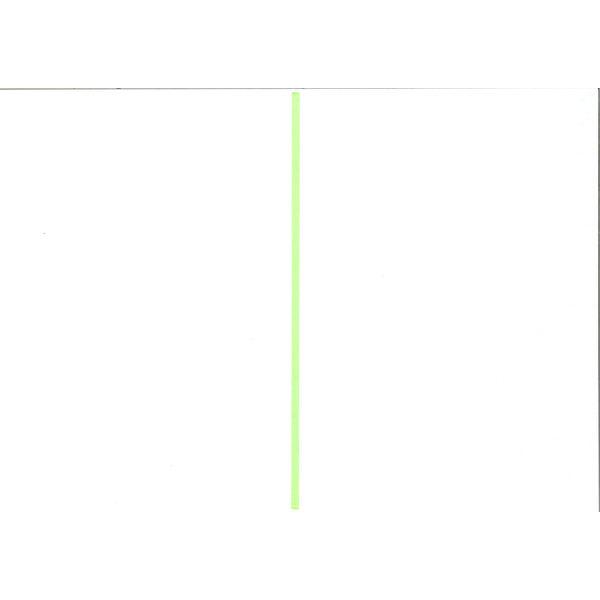 トンボ鉛筆 蛍コート80 業務用パック 1箱(10本入) 黄緑