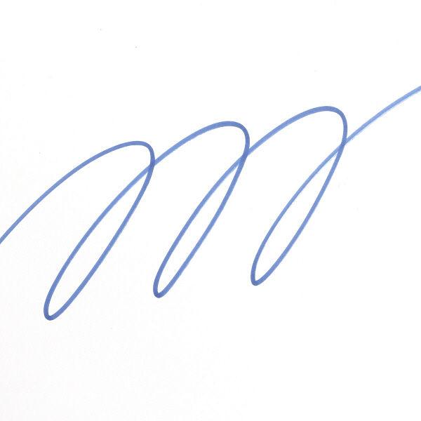 三菱鉛筆(uni) ホワイトボードマーカー 中字丸芯 青 PWB4M 10本